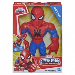 Marvel Super Hero Adventures Mega Mighties Spider-Man