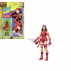 Marvel Legends Series 3.75-inch Retro Collection Elektra Action Figure