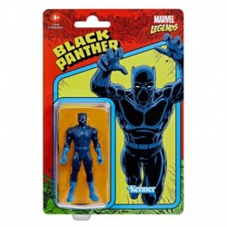 Marvel Legends Series 3.75-inch Retro Collection Black Panther Action Figure
