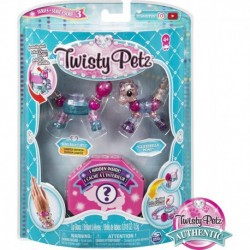 Twisty Petz Bling-Balm Turtle and Glitzerella Pony