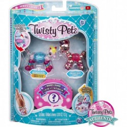Twisty Petz Miss Unigloss Unicorn and Rosey Doe Fawn