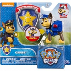 Paw Patrol Action Pack Pup & Badge Asst - Chase 2