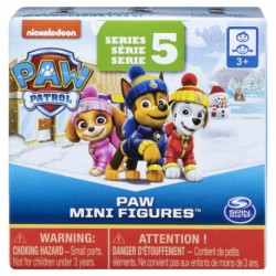Paw Patrol Mini Figure Series 5