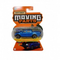 Matchbox Moving Parts 2019 Ford Ranger Blue