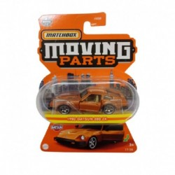 Matchbox Moving Parts 1982 Datsun 280 ZX