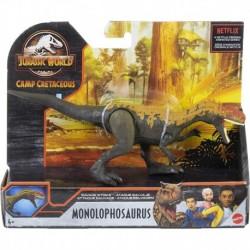 Jurassic World Camp Cretaceous Savage Strike Monolophosaurus