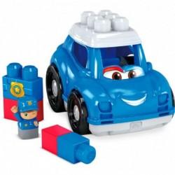 Mega Bloks Peter Police Car