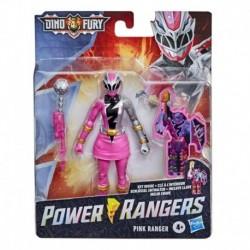 Power Rangers Dino Fury Pink Ranger 6-Inch Action Figure