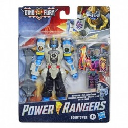 Power Rangers Dino Fury Boomtower 6-Inch Action Figure