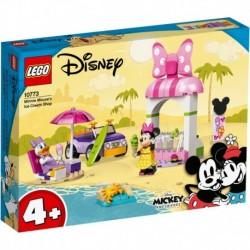 LEGO Disney 10773 Minnie Mouse's Ice Cream Shop