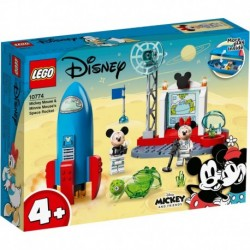 LEGO Disney 10774 Mickey Mouse & Minnie Mouse's Space Rocket