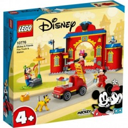 LEGO Disney 10776 Mickey & Friends Fire Truck & Station