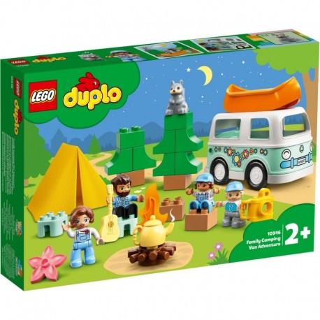 LEGO Duplo 10946 Family Camping Van Adventure