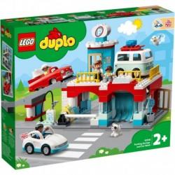 LEGO Duplo 10948 Parking Garage and Car Wash