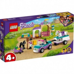 LEGO Friends 41441 Horse Training and Trailer