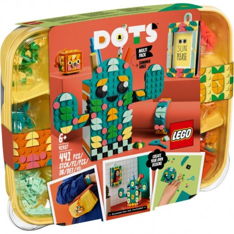 LEGO DOTS 41937 Multi Pack - Summer Vibes