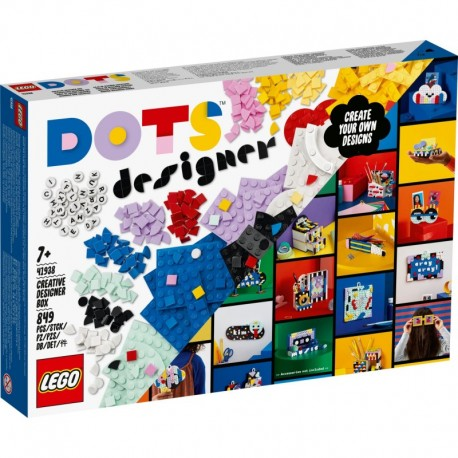 LEGO DOTS 41938 Creative Designer Box