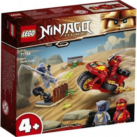 LEGO Ninjago 71734 Kai's Blade Cycle