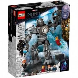 LEGO Marvel Avengers 76190 Iron Man: Iron Monger Mayhem