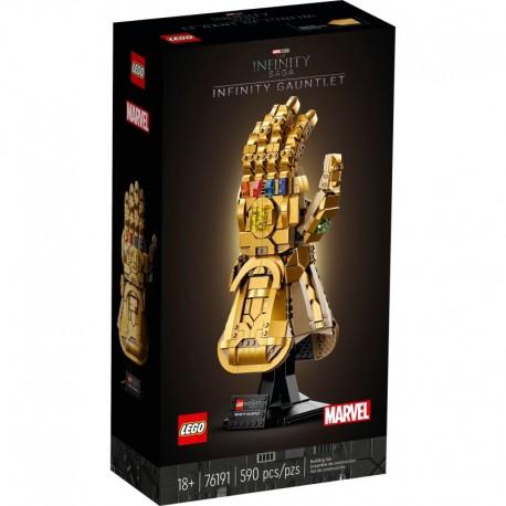 LEGO Marvel Avengers 76191 Infinity Gauntlet