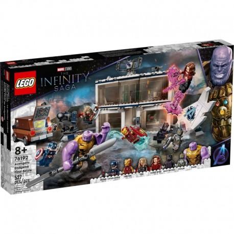 LEGO Marvel Avengers 76192 Avengers: Endgame Final Battle
