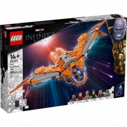 LEGO Marvel Avengers 76193 The Guardians' Ship