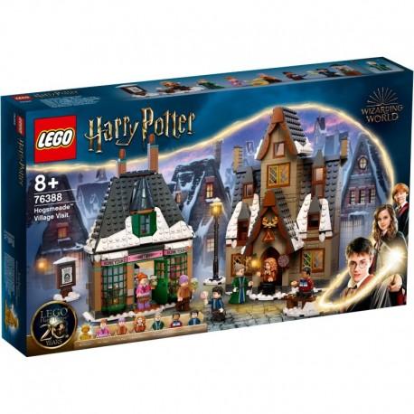 LEGO Harry Potter 76388 Hogsmeade Village Visit