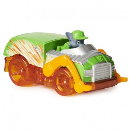 Paw Patrol Die Cast Vehicle Spark Rocky