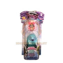 Hatchimals CollEGGtibles Mini Pixies Glitter Angels 2 Pack Pink and Yellow Hair