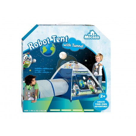 Micasa Robot Tent with Tunnel