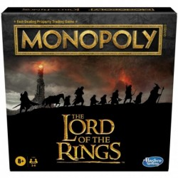 Monopoly: The Lord of the Rings Edition Board Game