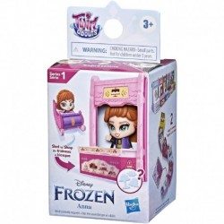 Disney Frozen 2 Twirlabouts Series 1 Anna Sleigh for Store, Includes Anna Doll and Accessories