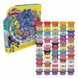 Play-Doh Ultimate Color Collection 65-Pack of Assorted Modeling Compounds