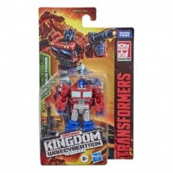 Transformers Toys Generations War for Cybertron: Kingdom Core Class WFC-K1 Optimus Prime Action Figure