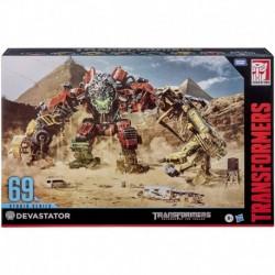 Transformers Studio Series 69 Revenge of the Fallen Devastator Constructicon Action Figures
