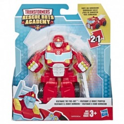 Transformers Rescue Bots Academy Classic Heroes Team Heatwave the Fire-Bot Converting Toy Action Figure