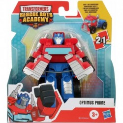 Transformers Rescue Bots Academy Optimus Prime Converting Toy