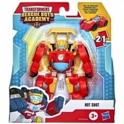 Transformers Rescue Bots Academy Hot Shot Action Figure