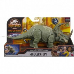 Jurassic World Sound Strike Sinoceratops