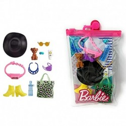 Barbie Fashion Pack Accessories Wildlife Theme