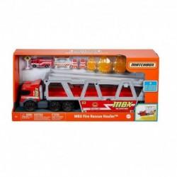 Matchbox Fire Rescue Hauler Playset