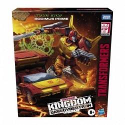 Transformers Generations War for Cybertron: Kingdom Commander WFC-K29 Rodimus Prime