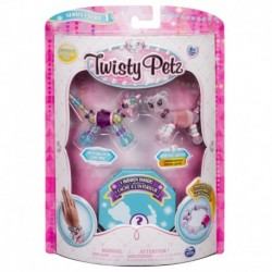 Twisty Petz Butterscotch Unicorn, Berrytales Cheetah and Surprise Collectible