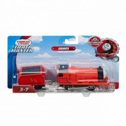 Thomas & Friends TrackMaster Push Along James