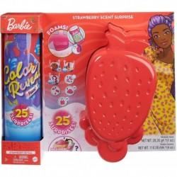 Barbie Color Reveal Foam!, Strawberry Scent
