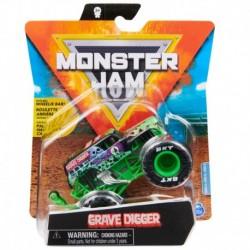 Monster Jam 1:64 Single Pack - Grave Digger Wheelie Bar