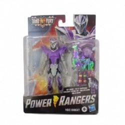 Power Rangers Dino Fury Void Knight Ranger 6-Inch Action Figure