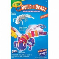 Crayola Build A Beast Dragonfly Craft Kit