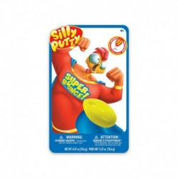 Crayola Silly Putty, Super Bounce Mystery Color, 1 Count