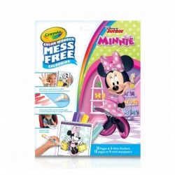 Color Wonder Mess-Free Colouring Pages & Mini Markers, Minnie Mouse